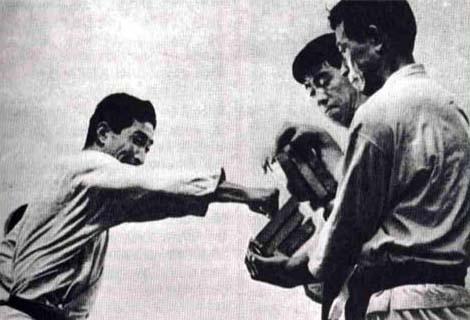 Хидетака Нишияма - Шотокан Карате До